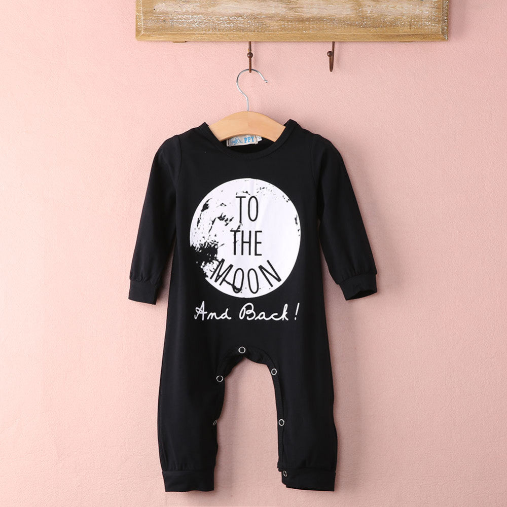 To The Moon And Back Romper
