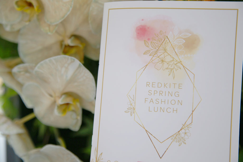 Redkite Spring Fashion Lunch 2018