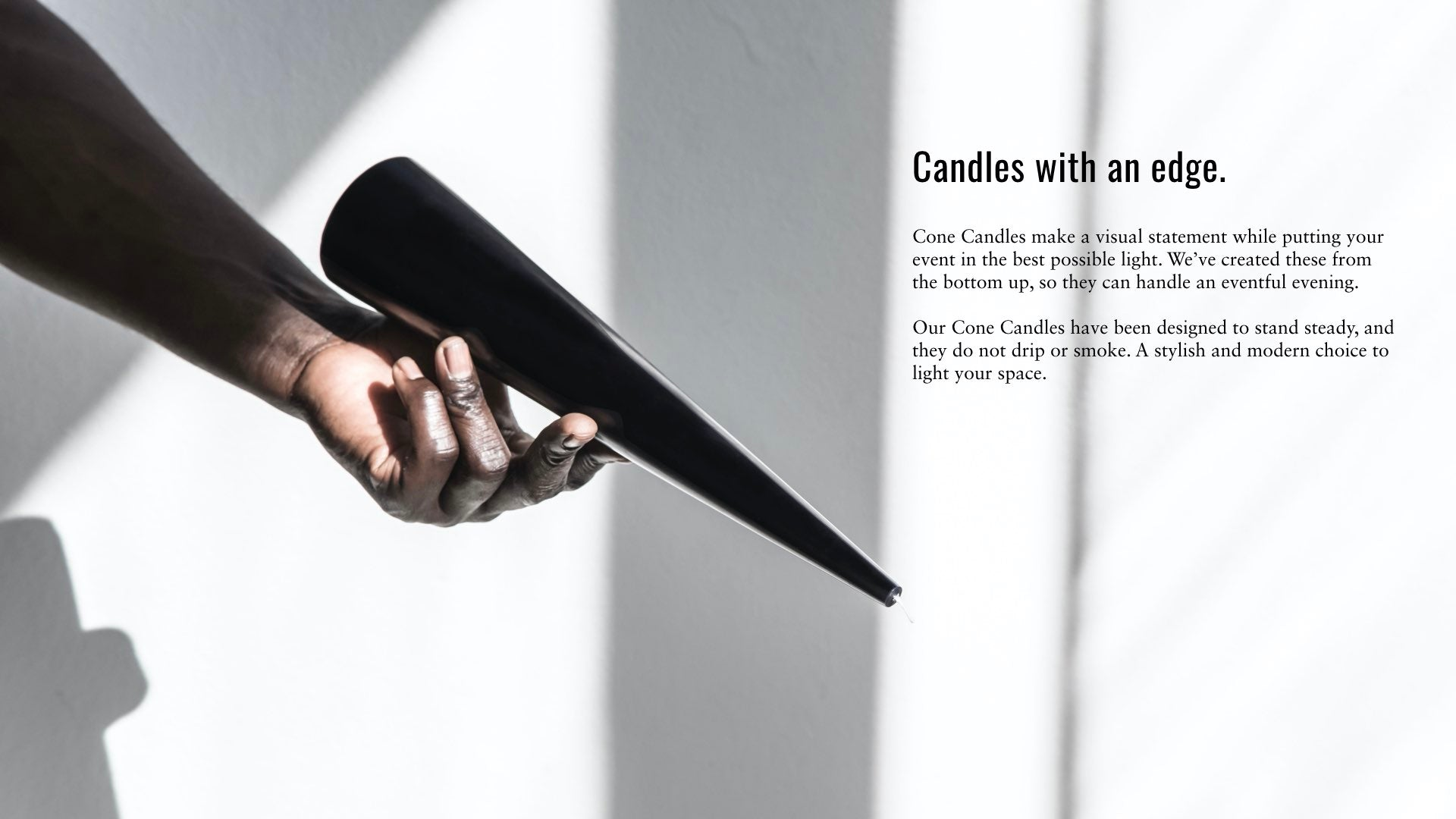 Quality event candles