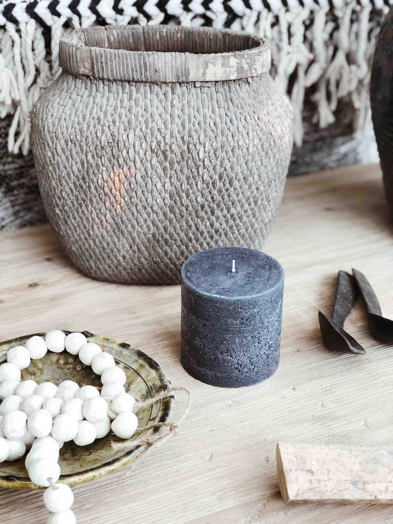 Styling with designer candles