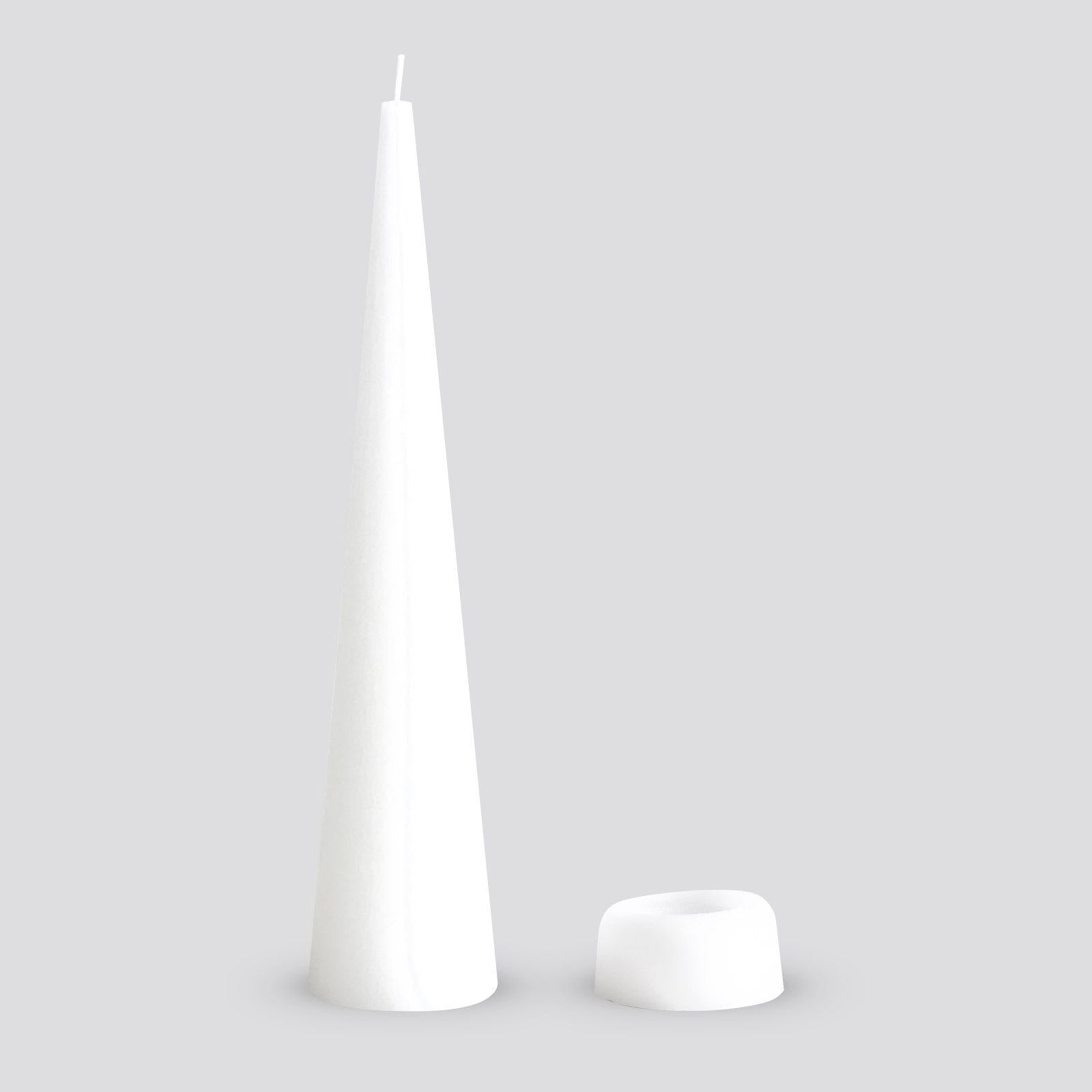 Quality cone candles