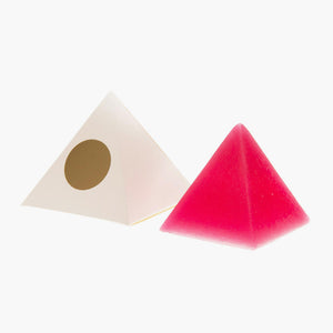 Pyramid Soap by Golda