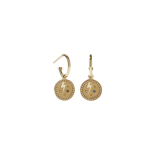 Amulet Strength Earrings
