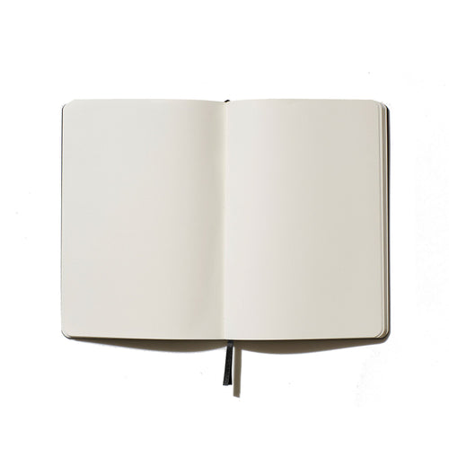 Plain Leather Notebook by An Organised Life