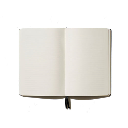 Lined Leather Notebook by An Organised Life