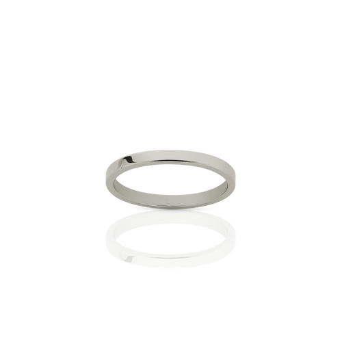 2mm Plain Band