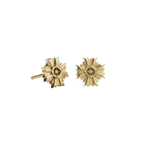 August Stud Earrings