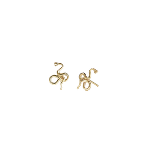 Medusa Stud Earrings