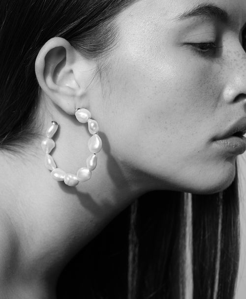 Romeo Hoop Earrings