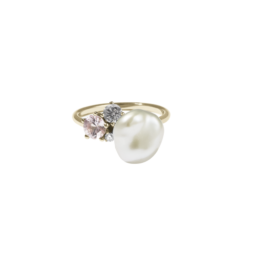 Baroque Ring