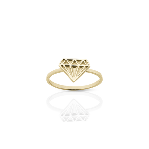 Diamond Stacker Ring