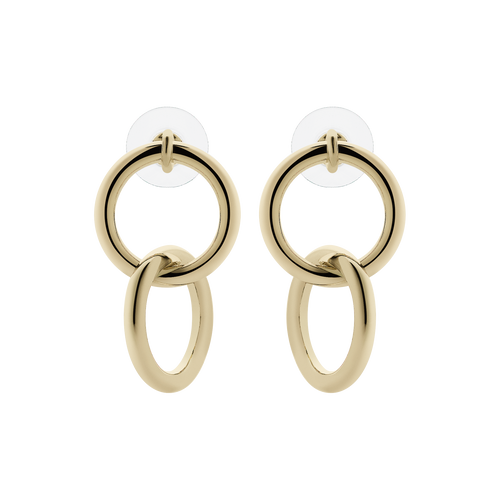 Double Halo Earrings