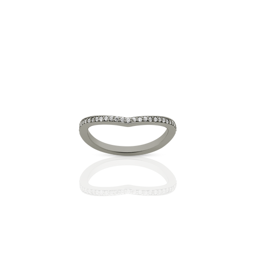 Eternity Curved Band