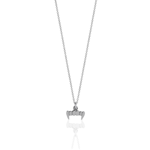 Fang Charm Necklace