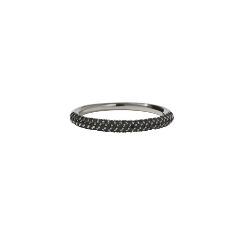 Halo Band Pave
