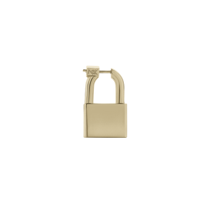 Lock Earring Large Single