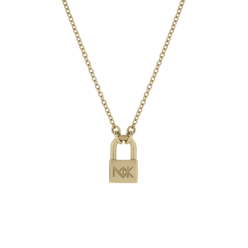 Lock Necklace Medium