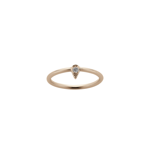 Petal Stacker Ring