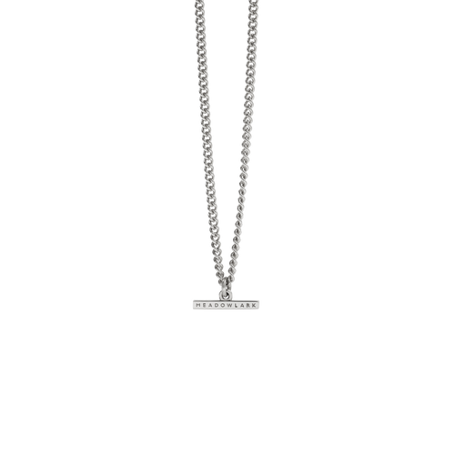 Petite Fob Chain Necklace