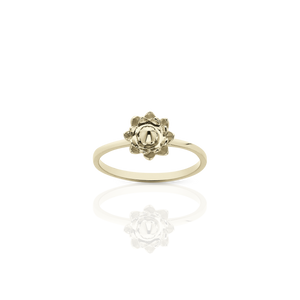Protea Stacker Ring
