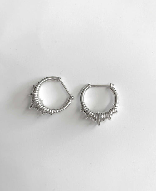 Revival Hoop Earrings Small