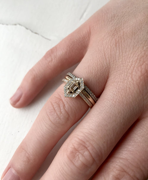 Sacred Engagement Ring