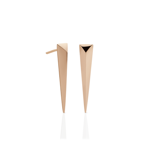 Spear Stud Earrings