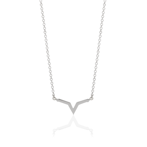 Star Line Necklace