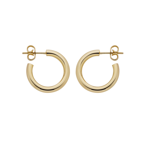 Taboo Hoop Earrings Medium