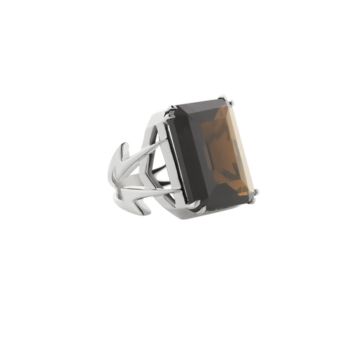 Thunderbolt Cocktail Ring