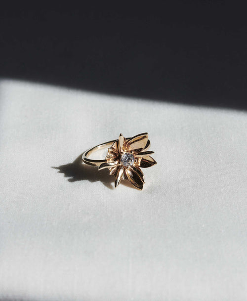 Wildflower Ring Stone Set