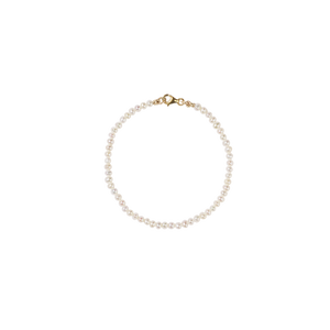Micro Pearl Bracelet - In Stock