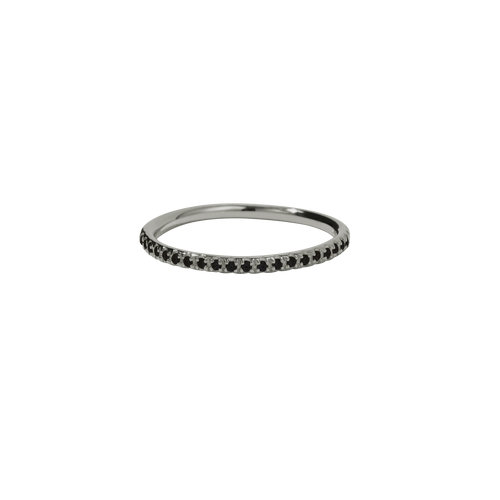 1mm Halo Eternity Band