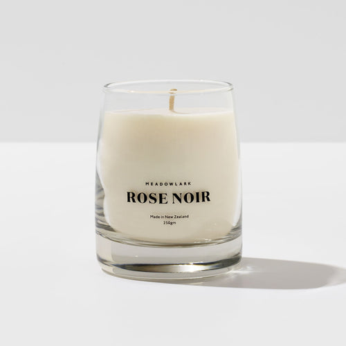 Rose Noir Candle