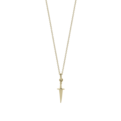 Dagger Charm Necklace