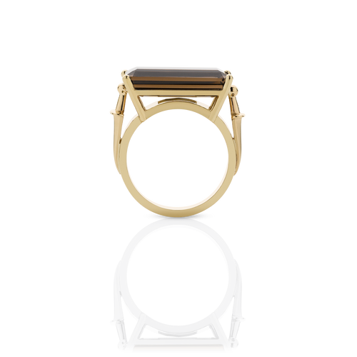 Dagger Cocktail Ring