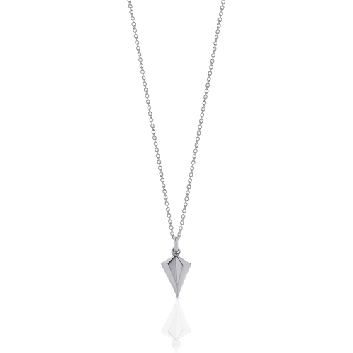 Faceted Charm Necklace