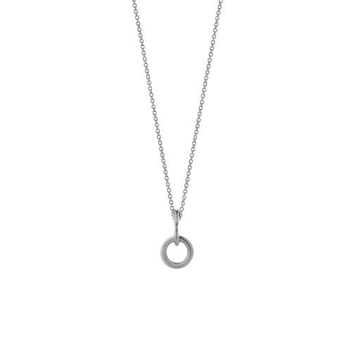 Halo Charm Necklace
