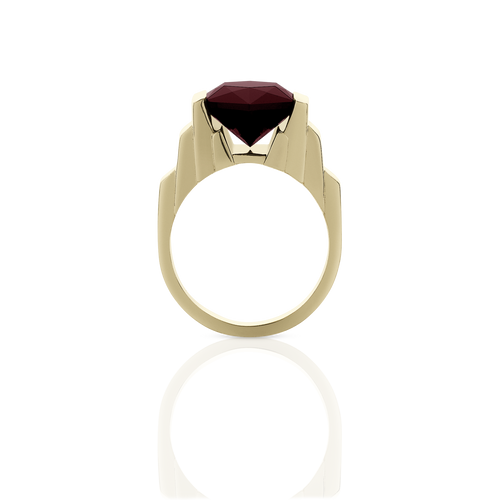 Metropolis Cocktail Ring