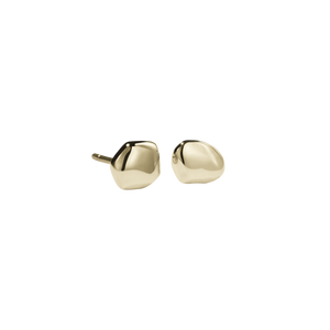 Pebble Stud Earrings