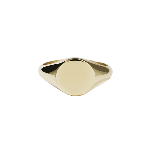 Sunset Signet Ring