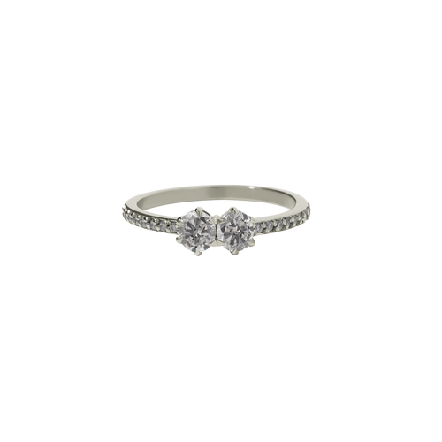 Luna Ring 0.5ct