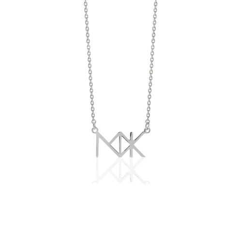 Meadowlark Logo Necklace