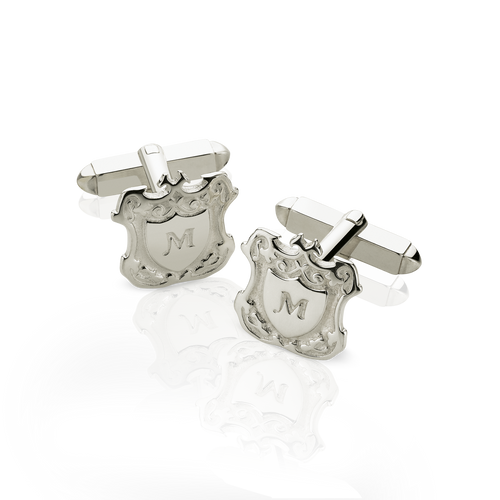 Shield Cufflinks
