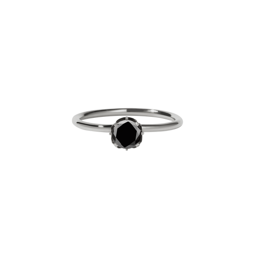 Signature Solitaire Ring