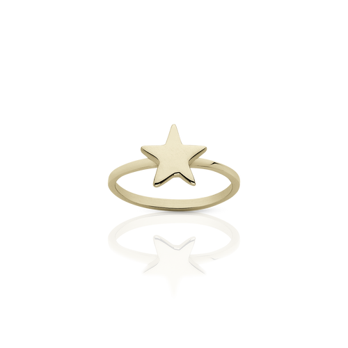 Star Stacker Ring