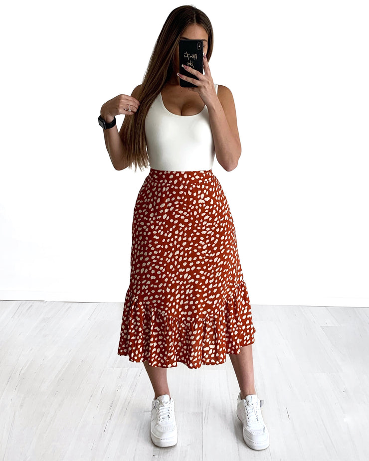 Georgia Skirt | Australia Women's Online Fashion Clothing | Milan The Label