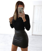 Forever Leather Skirt | Australia Women's Online Fashion Clothing | Milan The Label