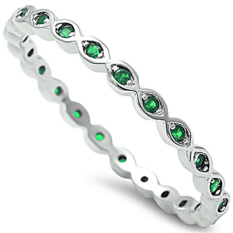 Emerald Infinity Protective Eye Mini