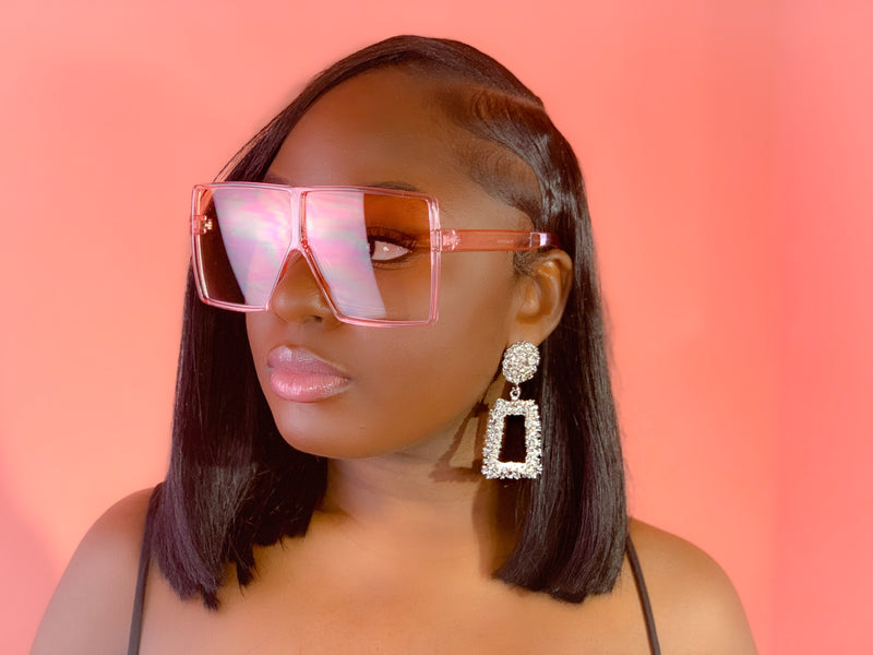 MAJOR SUNGLASSES (PINK)